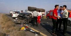 مصرع زوار عراقيين في ايران في حادث سير هو الثاني خلال شهر