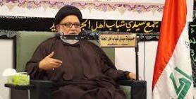 ممثل المرجعية الدينية العليا في أوربا : ان الامام الحسين عليه السلام لم يزاحم أحدا على المناصب الدنيوية وإنما اراد محاربة الفساد