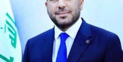 """الكرعاوي"""" يطالب وزارة الإعمار والاسكان والبلديات بأطلاق التخصيصات المالية الخاصة بحي الوفاء"""