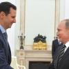 الاسد في روسيا للقاء بوتين
