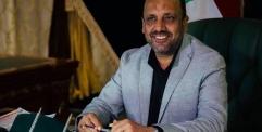 الياسري يبارك الشعب العراقي حكومة و شعبا برفع الحظر عن الملاعب العراقية