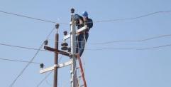 صيانة الحيدرية في فرع توزيع كهرباء النجف جهود متواصلة لتحسين أداء الشبكة الكهربائية…
