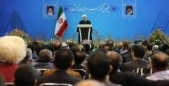 روحاني: الشكر للعراقيين الذين قضوا على داعش