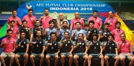نفط الوسط لخماسي الكرة رابعاً في البطولة الآسيوية