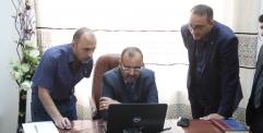 المحافظ يفتتح وكالة النجف اليوم الإخبارية بحلتها الجديدة