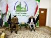 الياسري يعقد اجتماع امني في مكتبه لتنفيذ قرارات غلق النجف بالكامل والاعتذار من الزائرين في عيد الفطر المبارك
