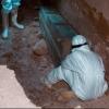 دفن 75متوفي بجائحة كورونا في وادي السلام