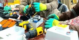 العتبة العلوية تعتزم تزويد السوق المحلية بأجهزة حماية مزدوجة العمل