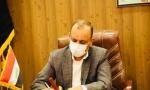 الياسري :يوجه دائرة الكهرباء برفع دعوى قضائية ضد المتجاوز على القابلو الرئيسي في قرية الغدير