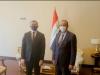الياسري: يلتقي وزير النفط في مقر الوزارة ببغداد ومكتسبات مهمة للنجف