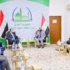 الياسري يستقبل وزير الثقافة ويناقشان ملفات مهمة في قطاع الاثار والسياحة