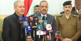 الياسري يستقبل رئيس جهاز الأمن الوطني لمناقشة الاستعدادات الأمنية لزيارة شهادة الرسول الأكرم (ص)
