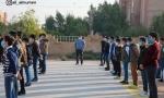 توجه ٥٠٣٤٥٠ الف طالب وطالبة الى مدارسهم بالنجف االاشرف في يومهم الاول
