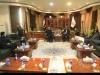 محافظ النجف :. يستقبل السفير الايراني في العراق ويبحث معه سبل التعاون المشترك