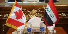 المحافظ يستقبل القائم بالاعمال الكندية في العراق ويبحثان عدد من الملفات المهمة