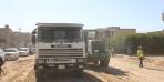 المحافظ يتابع اعمال تعبيد شوارع بطول 4 كم في حي الميلاد ضمن مشاريع بلدية النجف مباشرة التنفيذ