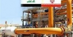 شركة الغاز الايرانية : الزلزال لم يؤثر على صادرات الغاز الى بغداد